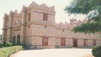 Pictures of Emperor Yohannes IV Castle, Mekele