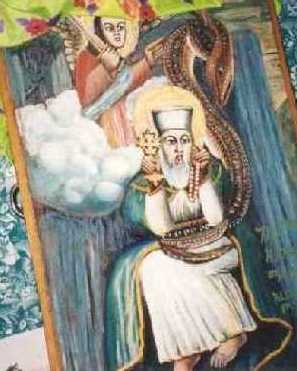 Picture of Saint Aregawi